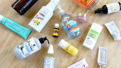Natural Clean Living Personal Care and Home Products